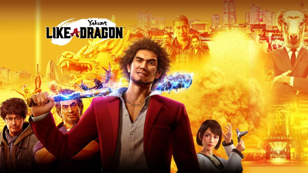 yakuza like a dragon review حجم نسخه پلیاستیشن 5 بازی Yakuza Like a Dragon مشخص شد