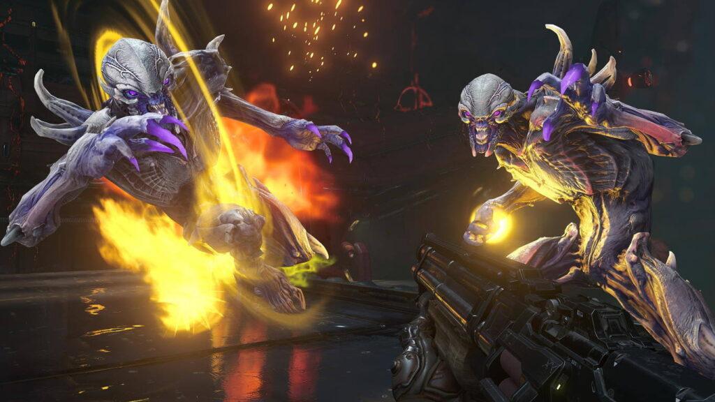 DOOM EternalGods2 شایعه: بسته الحاقی جدید بازی DOOM Eternal هفتهی آینده منتشر خواهد شد