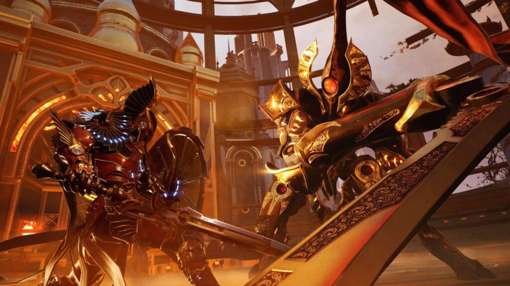 Godfall PS5 Review3 به روزرسانی 2.4.54 بازی Godfall منتشر شد