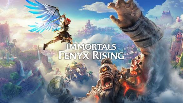 Immortals Fenyx Rising PS4 PS5 Wallpapers 15 تاریخ انتشار بسته الحاقی Myths Of The Eastern Realm بازی Immortals Fenyx Rising مشخص شد