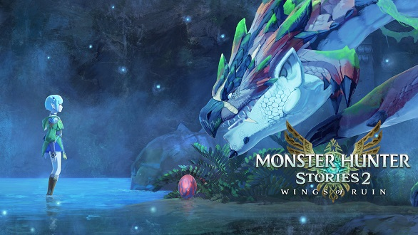 Switch MHStories Hero 1 تاریخ انتشار بازی Monster Hunter Stories 2 Wings of Ruin مشخص شد