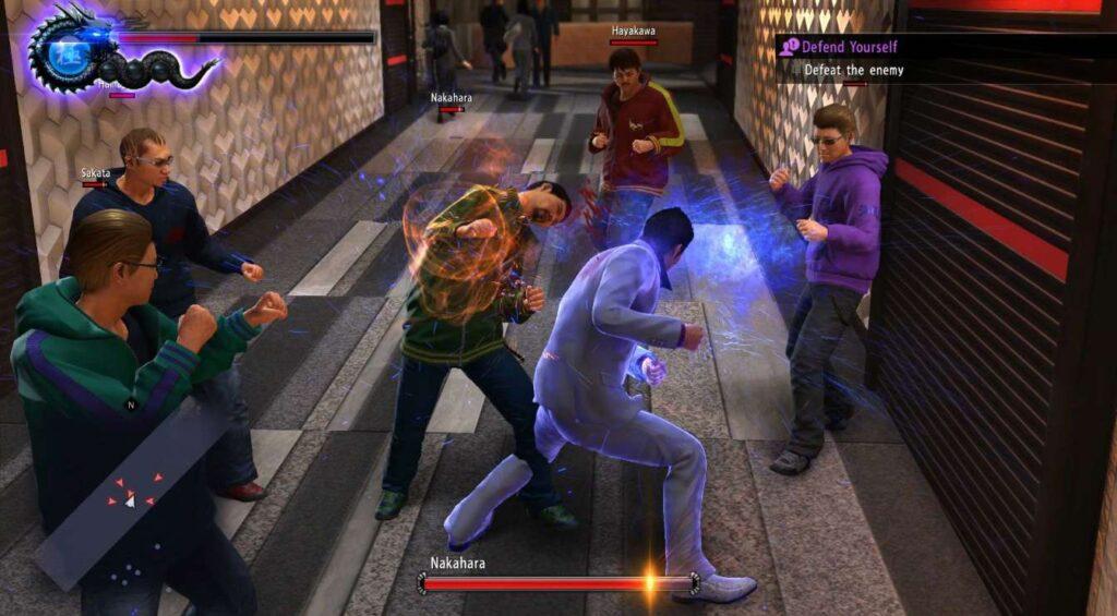 Yakuza 6 سیستم مورد نیاز بازی Yakuza 6 The Song of Life اعلام شد