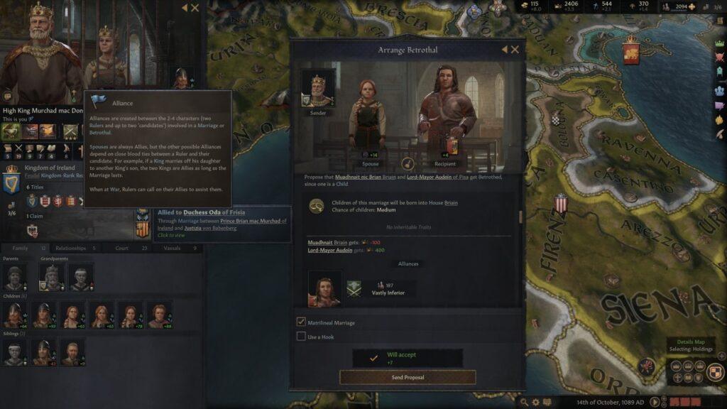بازی Crusader Kings 3 برای مدتی محدود در استیم رایگان شد