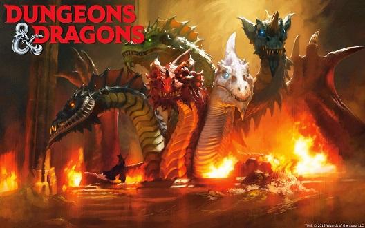 dd 0 1 پروژه جدیدی با الهام از سری Dungeons and Dragons در حال ساخت است