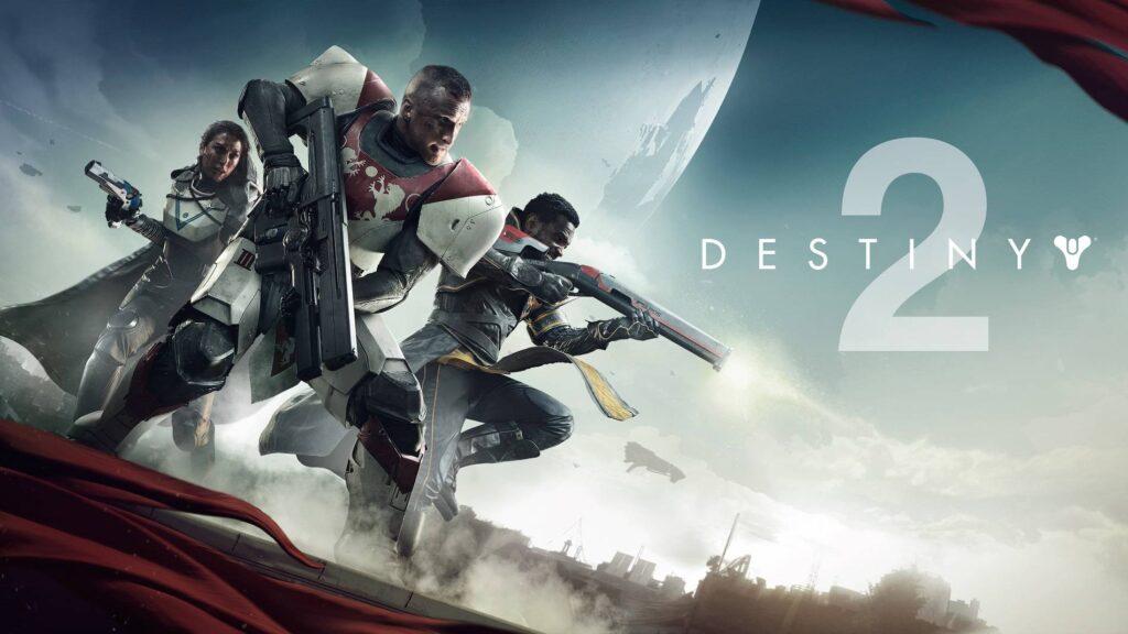 destiny 2 official reveal art y6b3 گلیچی در بازی Destiny 2 باعث پیروزی زود هنگام در مقابل باس ها میشود