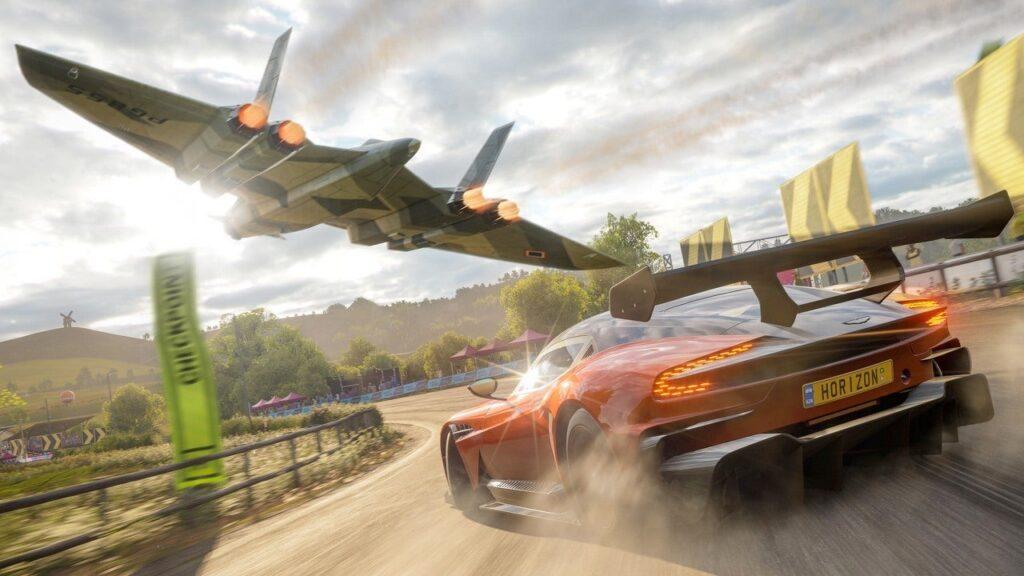 forzahorizon blogroll 01 1536707755454 تعداد گیمر های همزمان Forza Horizon 4 در استیم به بیش از 20 هزار نفر رسید