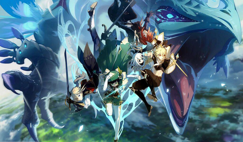 genshin impact 400 million first two months بهروزرسانی 1.4 بازی Genshin Impact به زودی منتشر خواهد شد