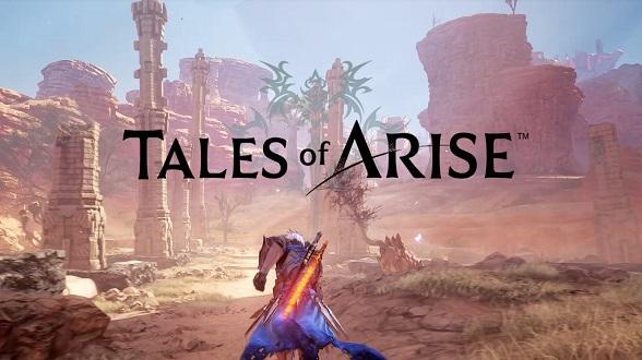 تریلر جدیدی از بازی Tales of Arise منتشر شد