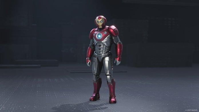 از لباس جدید Iron Man در بازی Marvels Avengers رونمایی شد