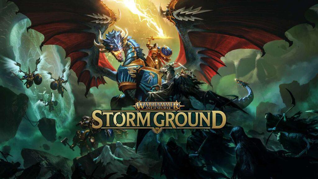 0baf1d8b6b93864920bad2c89deb6d5adcaf6632 تاریخ انتشار بازی Warhammer Age of Sigmar Storm Ground مشخص شد