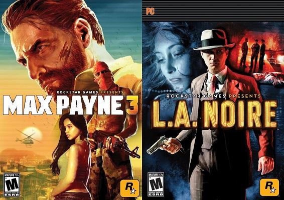 بسته های الحاقی بازی های Max Payne 3 و L.A. Noire برای رایانه های شخصی رایگان شدند