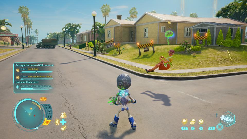 تاریخ انتشار نسخه نینتندو سوییچ Destroy All Humans اعلام شد