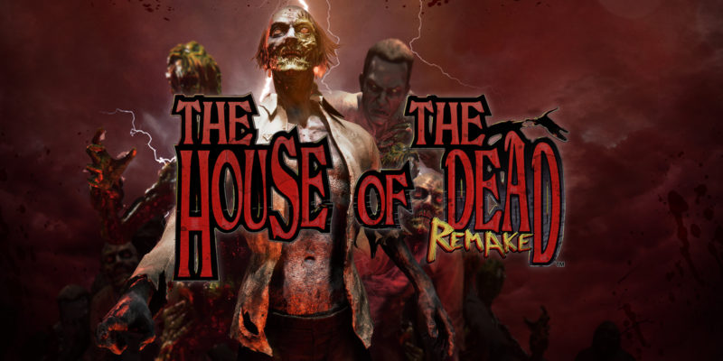 بازی The House of the Dead Remake معرفی شد