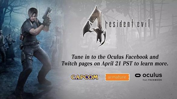 از گیم پلی نسخه VR بازی Resident Evil 4 در رویداد اوکولوس رونمایی شد