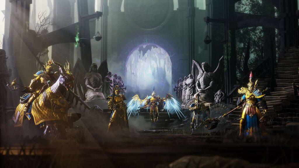 Warhammer Age of Sigmar Storm Ground H تاریخ انتشار بازی Warhammer Age of Sigmar Storm Ground مشخص شد