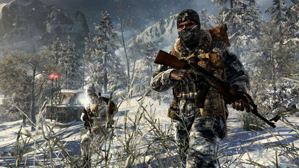 Call of Duty Black ops جنگ سرد