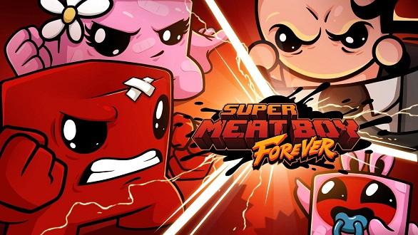 تاریخ انتشار نسخه های پلی استیشن 4 و ایکس باکس وان Super Meat Boy Forever اعلام شد