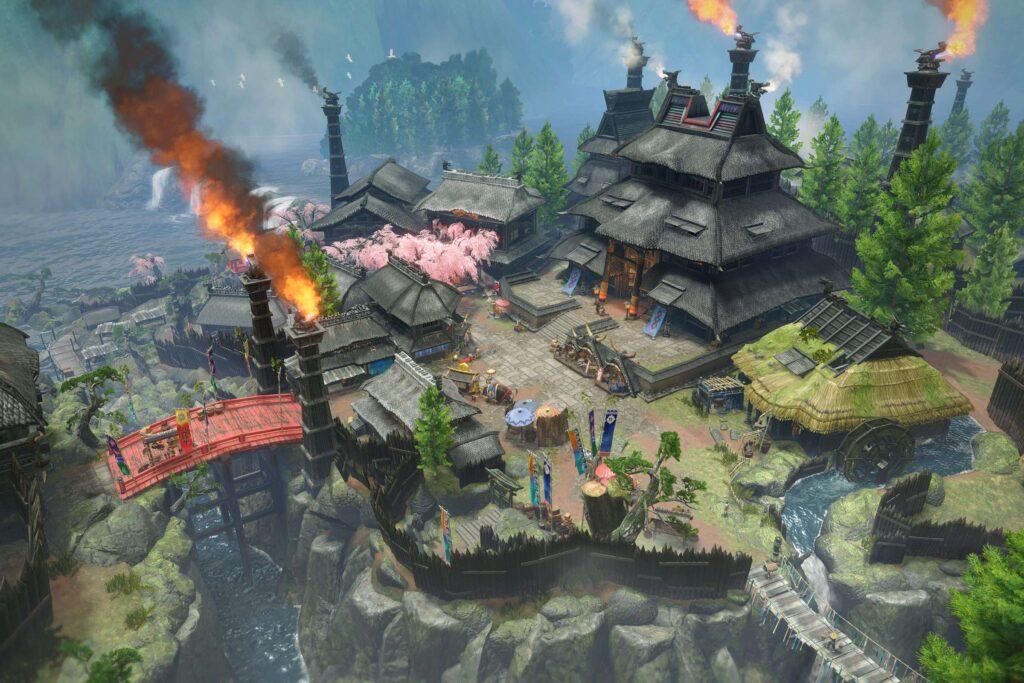 games mhr feudal 1 فروش بازی Monster Hunter Rise به بیش از 5 میلیون نسخه رسید
