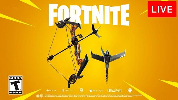 سلاح جدیدی به بازی Fortnite اضافه شد
