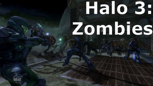 ماد زامبی برای بازی Halo 3 منتشر شد