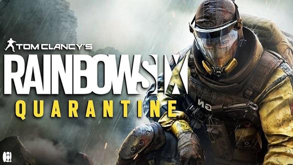 maxresdefault 5 ویدیویی از گیم پلی بازی Rainbow Six Quarantine فاش شد