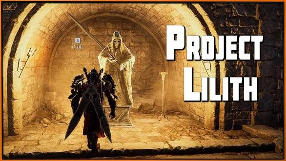 تریلری از بازی Project Lilith در دسترس قرار گرفت
