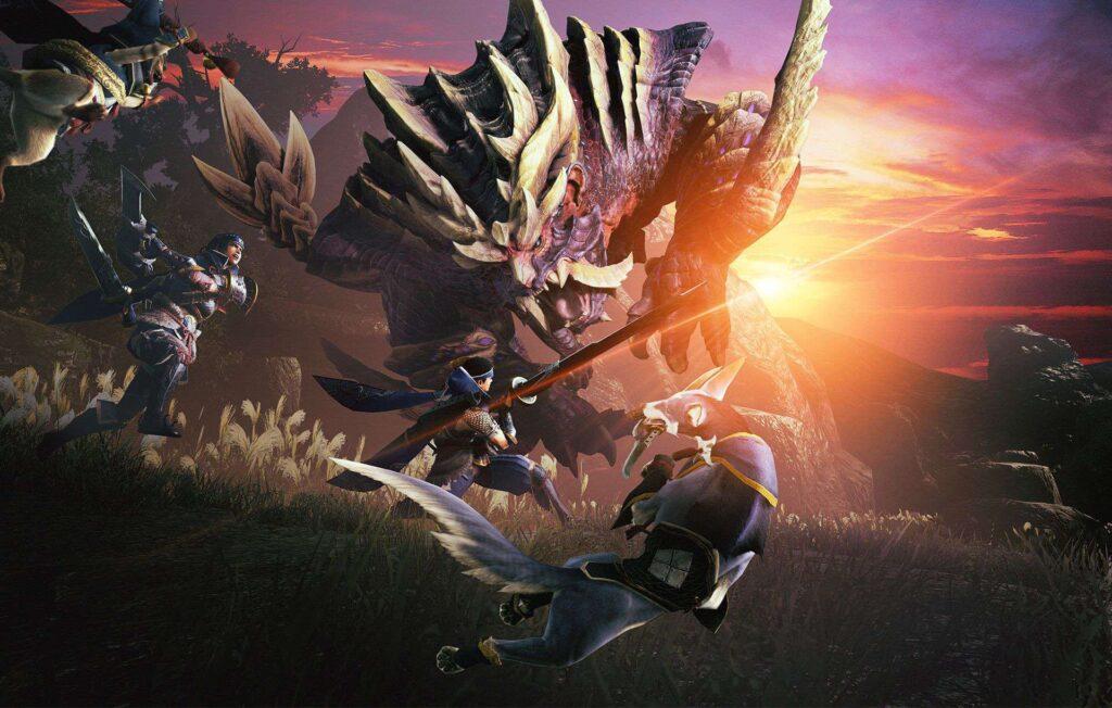 mv pm فروش بازی Monster Hunter Rise به بیش از 5 میلیون نسخه رسید