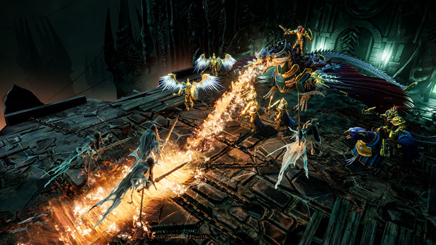 warhammer age of sigmar تاریخ انتشار بازی Warhammer Age of Sigmar Storm Ground مشخص شد